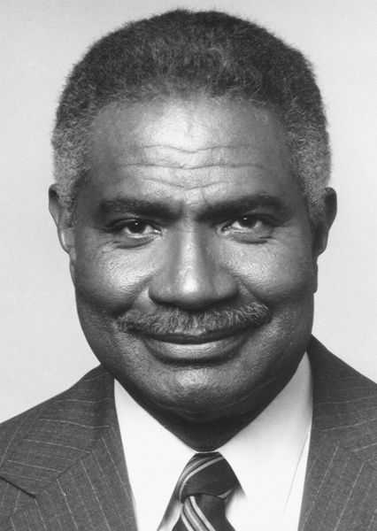 Ossie Davis as T'chaka in Black Panther (1988)