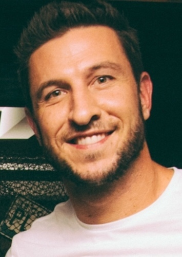 Pablo Schreiber as Sandman in My Fan-Cast of the next MCU Villains