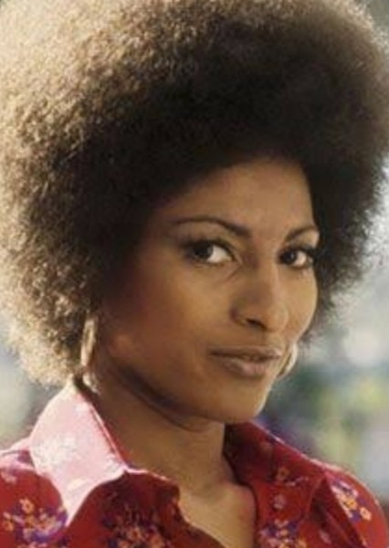 Pam Grier as Misty Knight in 80's Heroes for Hire Movie