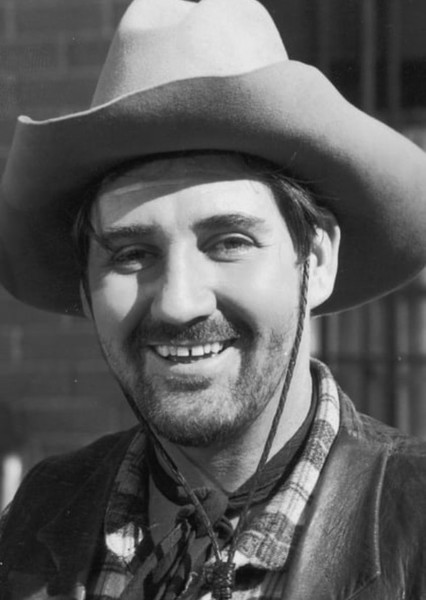 Pat Buttram as Posse Leader in The Ballad of Buster Scruggs: 1960s Edition