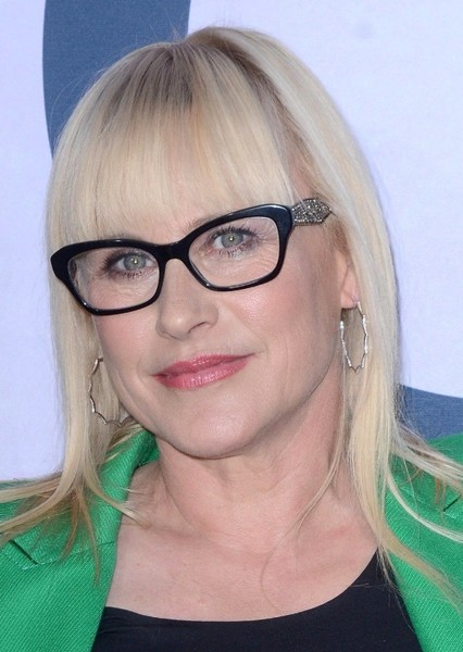 Patricia Arquette as Dr Angela Ned in Faith