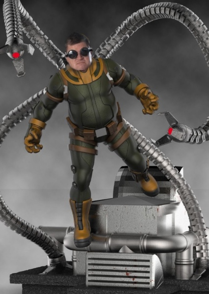 Patton Oswalt as Actor #16 in Actors Who Should Play Doctor Octopus For Marvel Cinematic Universe