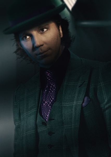 "Paul Dano as The Riddler in ""The Batman"" fancast"