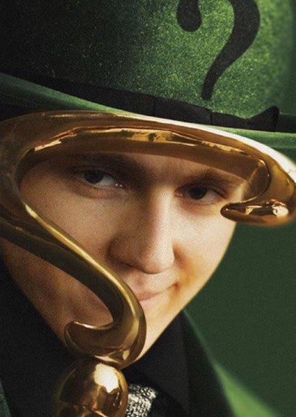 Paul Dano as The Riddler in Matt Reeves The Batman Trilogy