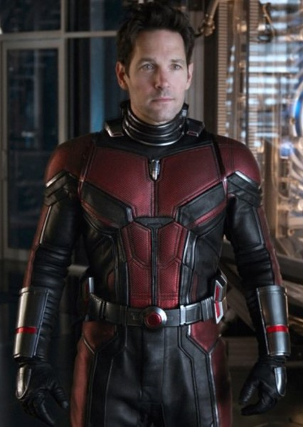 Paul Rudd as Scott Lang in The New Avengers: Secret Invasion