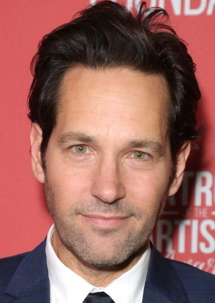 Paul Rudd as Megamind in Megamind live action