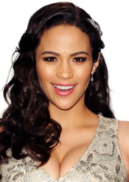 Paula Patton as Hawkgirl in Injustice (2024)
