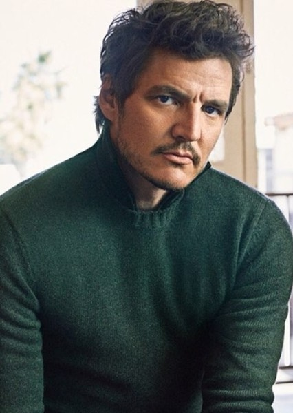 Pedro Pascal as Laser Hooks in Space Pirates