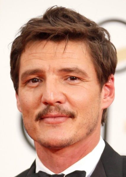 Pedro Pascal as The Fear in Metal Gear Solid