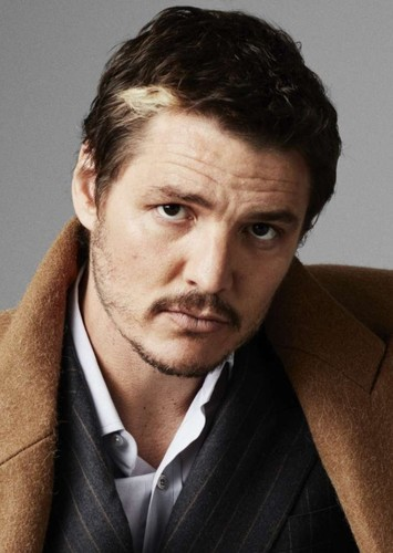 Pedro Pascal as Ghost Rider in Future Marvel Studio Cast