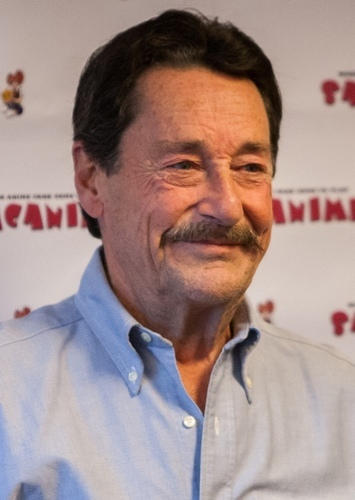 Peter Cullen as Optimus Prime in Transformers