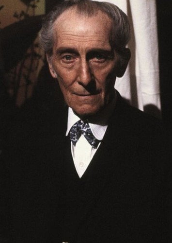Peter Cushing as Alfred Pennyworth in Batman 1989 recasted