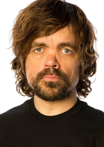 Peter Dinklage as Antagonist N7 in Apex of the Thriller Zenith
