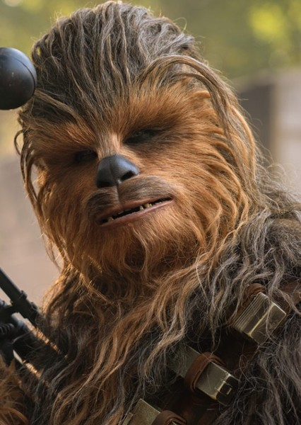 Peter Mayhew as Chewbacca in Star Wars: Episode VII – The Way of Balance (2015)