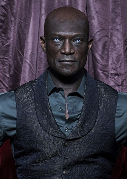 Peter Mensah as Martian Manhunter in DCEU