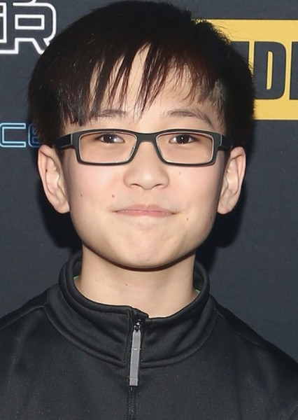 Phillip Zhao as Shoto in Ready Player Two