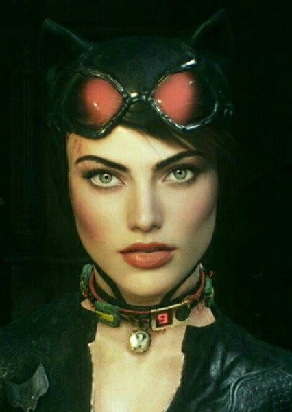 Phoebe Tonkin as Catwoman in DC Cinematic Universe Reboot