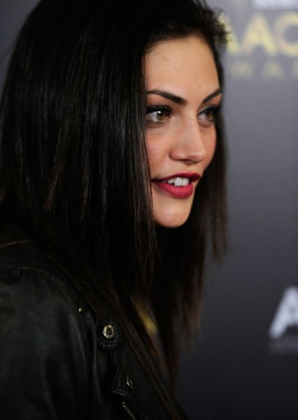 Phoebe Tonkin as Lois Lane in The Perfect Superman Movie