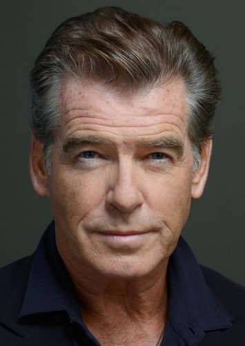 Pierce Brosnan as Abraham in The Bible