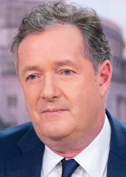 Piers Morgan as Piers Morgan in Pokémon: Team Chaotix and the Mystery in the Water