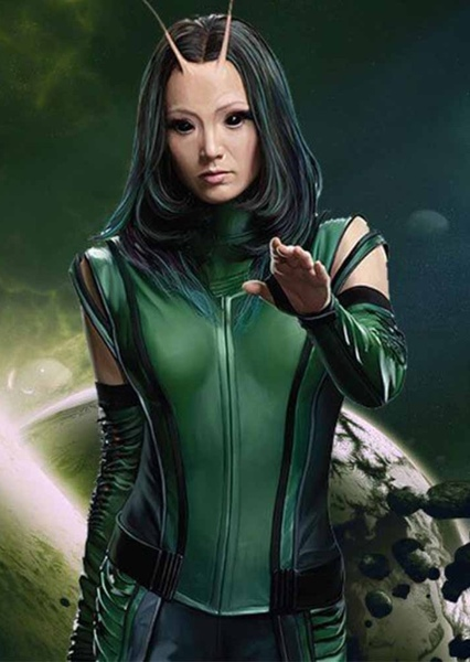 Pom Klementieff as Mantis in Thor: Love and Thunder