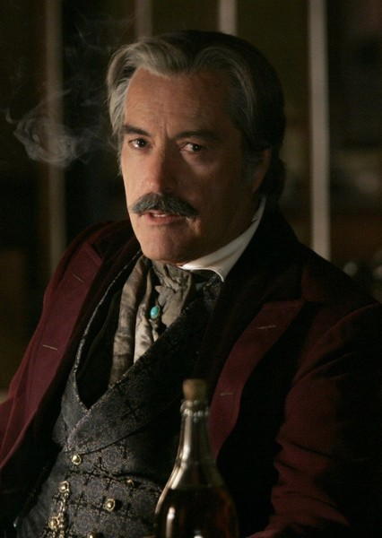 Powers Boothe as Dutch van der Linde in Red Dead Redemption 2 (1995 film)