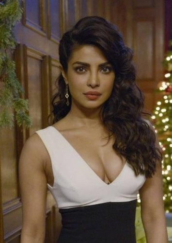 Priyanka Chopra as Talia Al Ghul in The Bat
