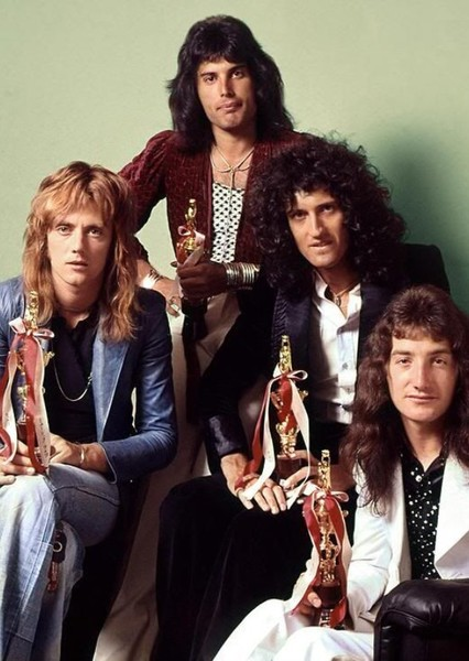 Queen as Best Singer/Band in The Mycast Awards
