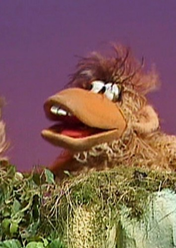 Quongo as Caesar in Muppets Go to the Movies