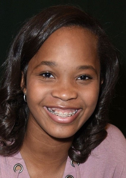 Quvenzhané Wallis as Uma in Descendants (2020-2024)