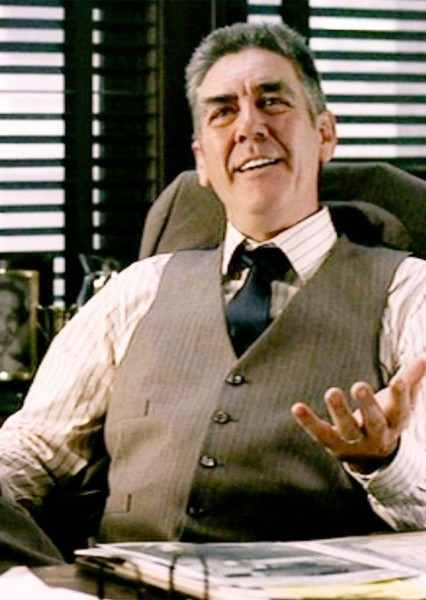 R. Lee Ermey as Jonah Jameson in James Cameron Spider man Morlun (1996)