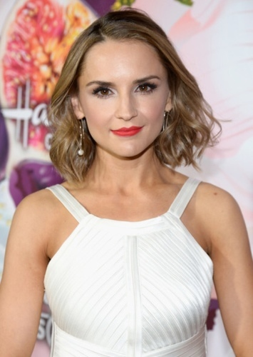 Rachael Leigh Cook as Francesca in Geppetto's Pride