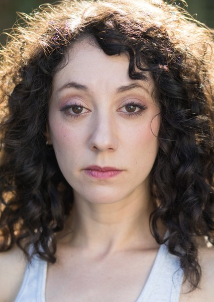 Rachael Soglin as Ina Yourfas in Drawtectives