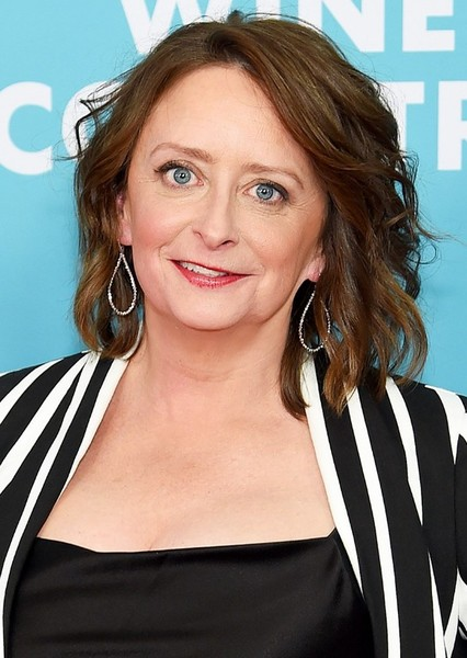Rachel Dratch as Mrs. Edna Krabappel in The Simpsons (Live-Action)