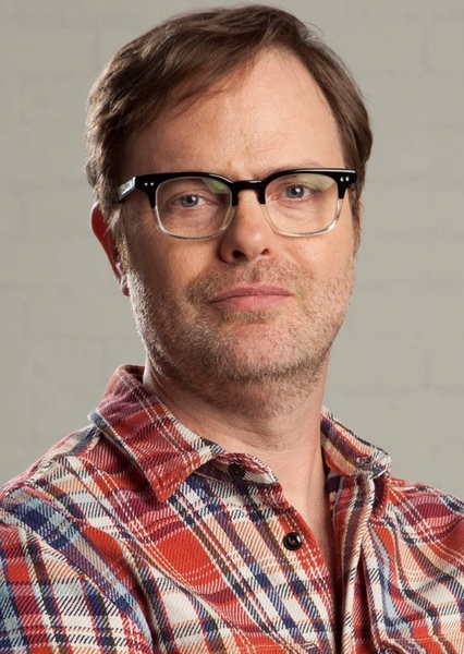 Rainn Wilson as Slam fist in Small soldiers