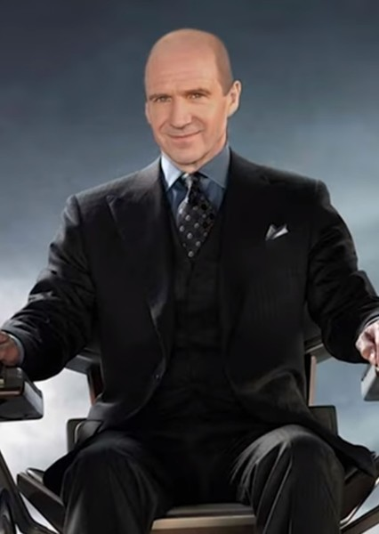 Ralph Fiennes as Charles Xavier in Marvel Cinematic Universe Future Characters