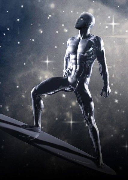 Rami Malek as Silver Surfer in Missing Marvel Characters