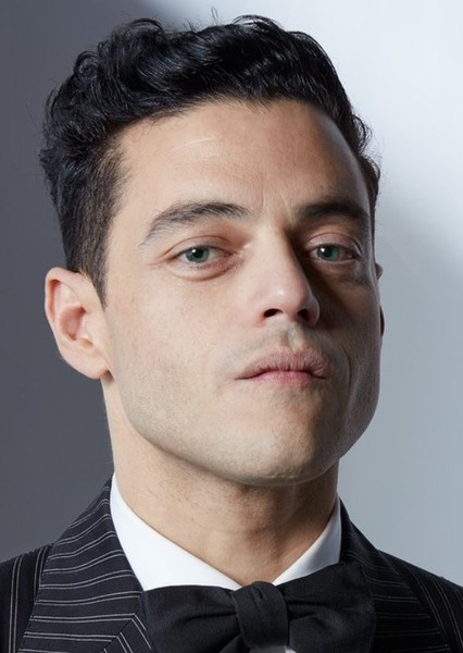 Rami Malek as Freddie Mercury in Live Aid
