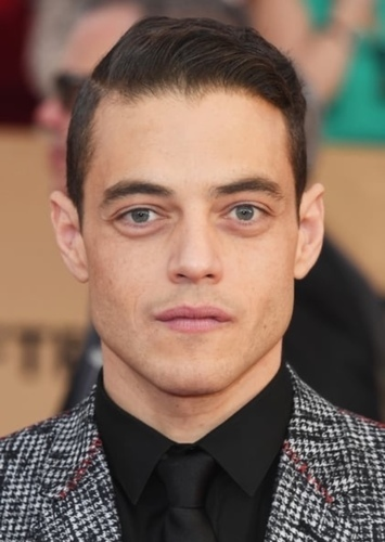 Rami Malek as Buster Keaton in Actor Biopics