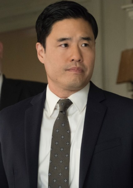 Randall Park as Jimmy Woo in Captain Marvel 2
