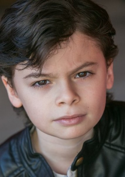 Raphael Alejandro as Nico di Angelo in Percy Jackson Live-Action TV Series on Disney +