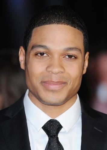 Ray Fisher as Cyborg in Injustice Gods Among Us