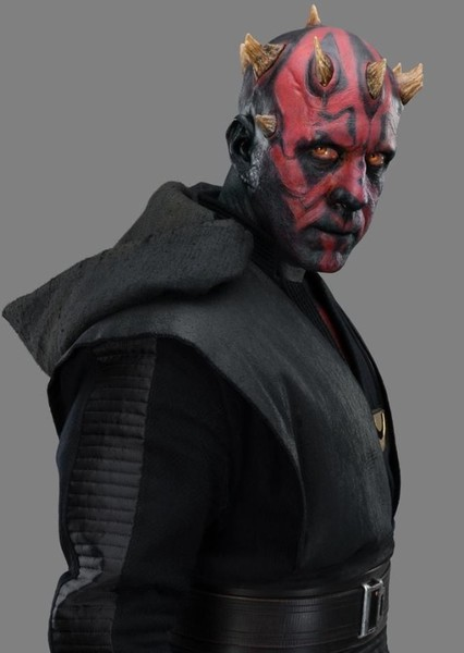 Ray Park as Darth Maul in George Lucas' Star Wars Sequel Trilogy