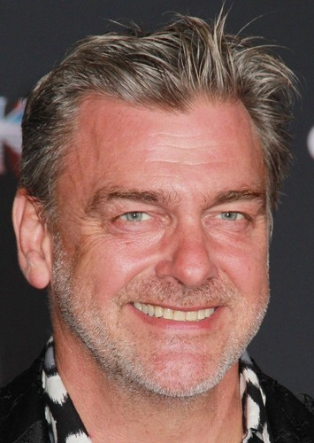 Ray Stevenson as Robert McX in Transmetropolitan