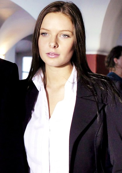 Rebecca Ferguson as Meryl in Metal Gear Solid