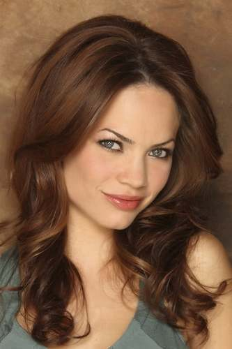 Rebecca Herbst as Steph Lombard in Woman of Steel