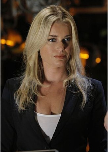 Rebecca Romijn as Number One in Pike