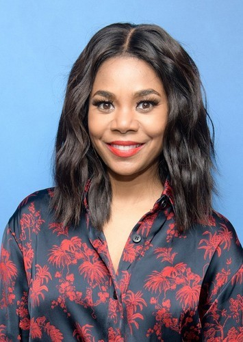 Regina Hall as Sarah Jackson in Uptown Saturday Night