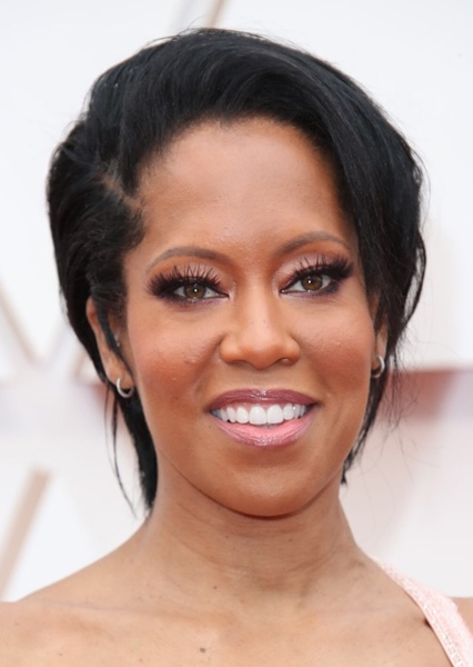 Regina King as Best TV Actress in Hollywood Superlatives
