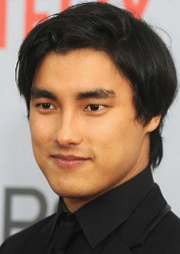 Remy Hii as Tseng in Final Fantasy VII